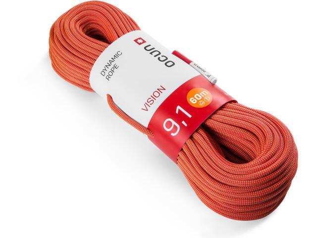 Ocun Vision Corde 9,1mm/70m, orange